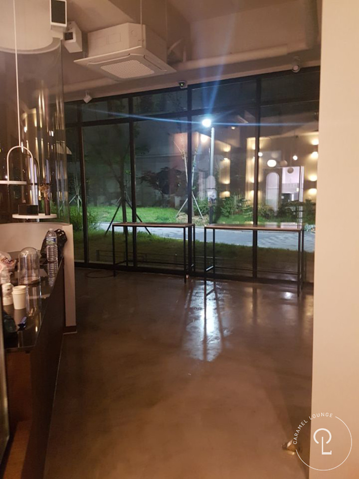 이퀄스: 캐러멜라운지의 현대 ,모던