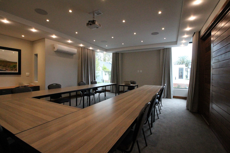 Conference Room by Audio Visual Projects (PTY) Ltd Eclectic