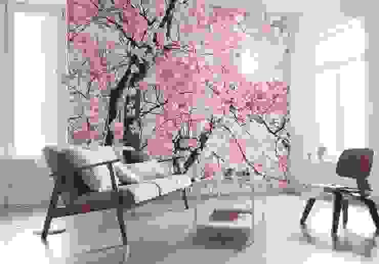 Modern walls & floors by Muro Modern