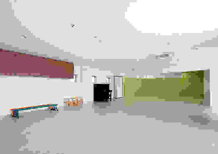 Sekolah Gaya Skandinavia Oleh atelier m Skandinavia