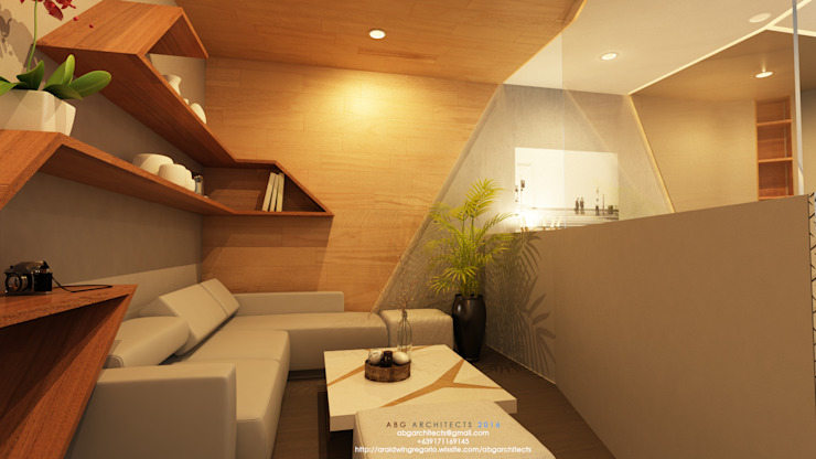 Interior Design by ABG Architects and Builders