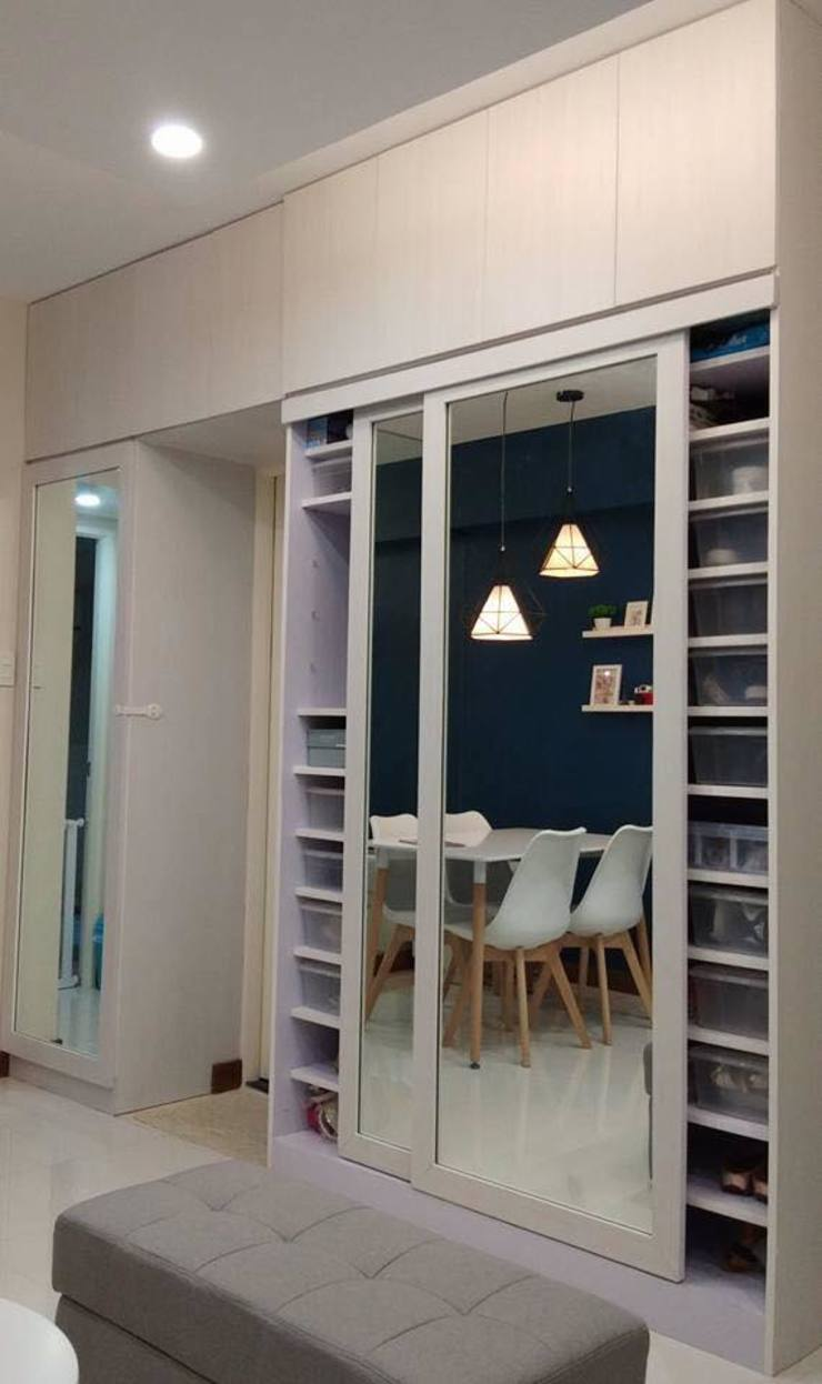 Interior Construction by ABG Architects and Builders