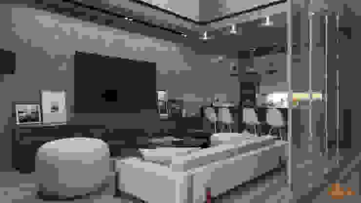 Salas de estar modernas por Tierbonavi Moderno