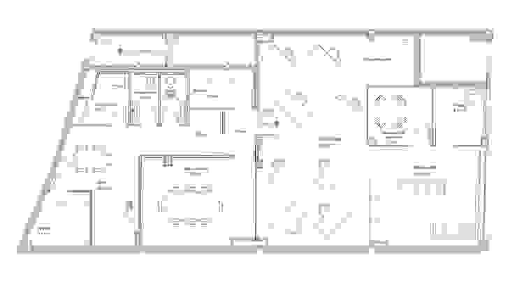 Architectural plan Pacheco & Asociados Study/office
