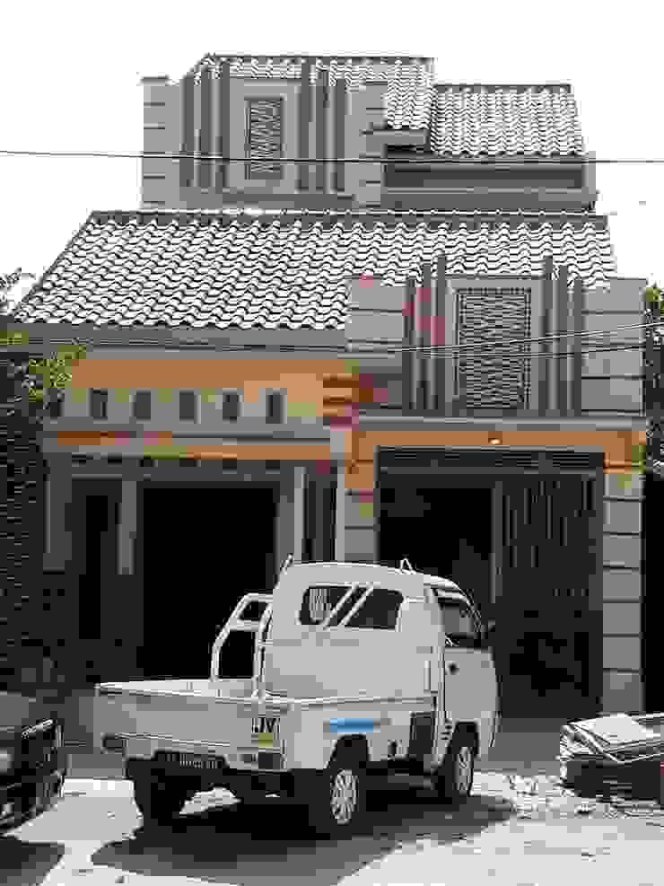 Pembangunan rumah tinggal Rumah Minimalis Oleh CV. ARRAHMAN CONSTRUCTION Minimalis Granit
