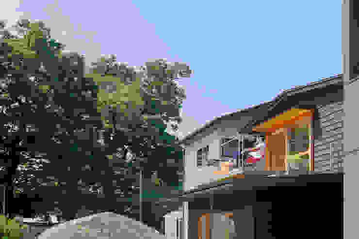 من 有限会社建築計画 إسكندينافي خشب Wood effect