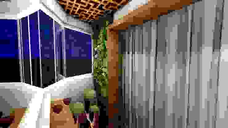 Jardines de invierno de estilo  por Studio² , Moderno