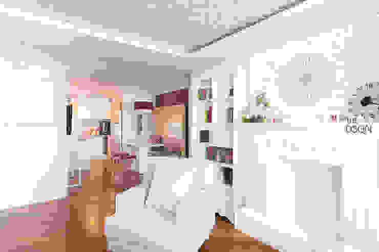 컬러와 패턴이 살아있는 집 에클레틱 거실 by 더디자인 the dsgn 에클레틱 (Eclectic)