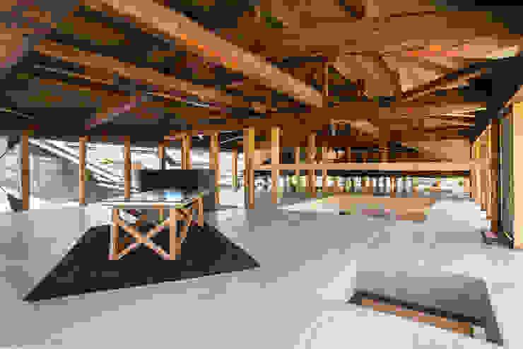 House NI 1-1 Architects 一級建築士事務所 オリジナルスタイルの 温室