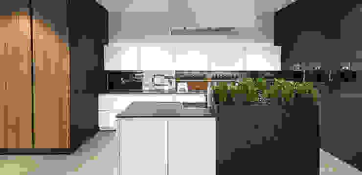 Pronorm-Proline ROOM 66 KITCHEN&MORE Cucina attrezzata