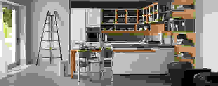L'ottocento-Living Design ROOM 66 KITCHEN&MORE Cucina attrezzata