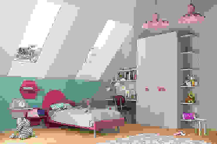ROOM 66 KITCHEN&MORE Girls Bedroom
