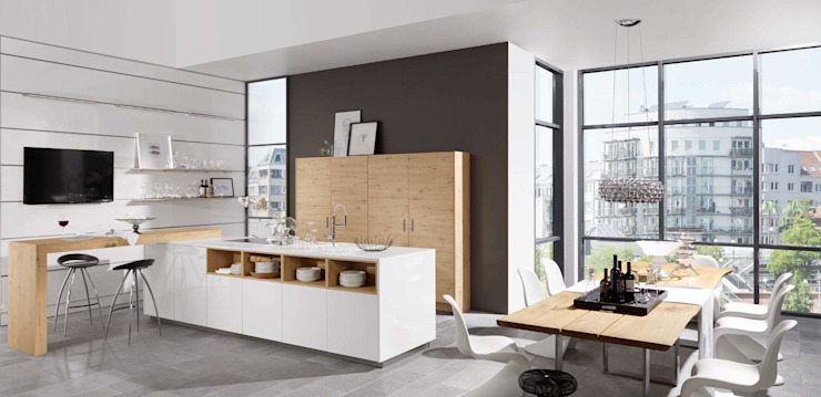 Logic by Nolte ROOM 66 KITCHEN&MORE Cucina moderna