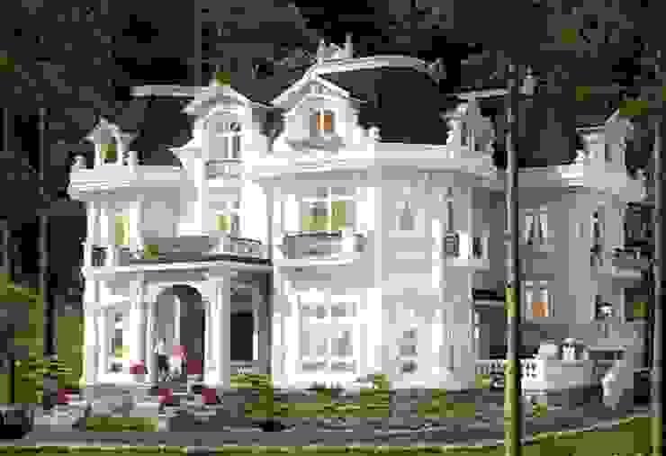 Thiết kế biệt thự tân cổ điển bởi Việt Architect Group