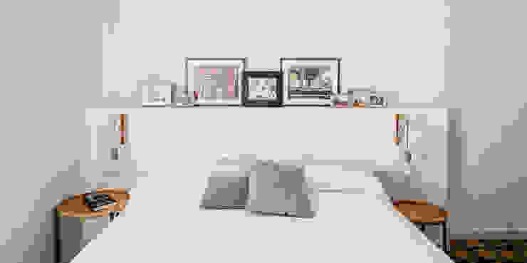 Dormitorio Principal Dormitorios de estilo ecléctico de Abrils Studio Ecléctico
