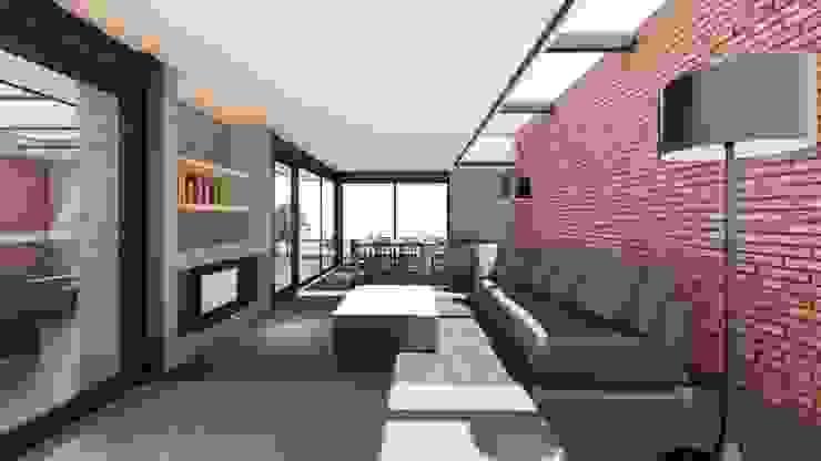 CASA LONCO PARQUE Sociedad Comercial & Ingeniería ING Spa. Casas unifamiliares