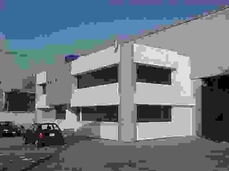 Edificios de oficinas ct arquitectos
