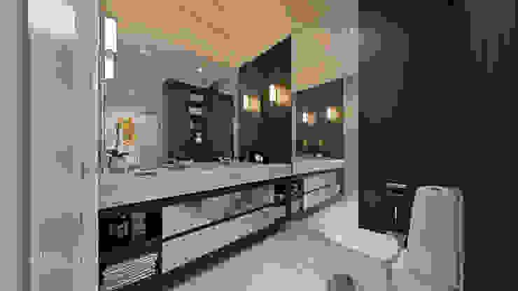 ЖК «Шуваловский» | Residential complex «Shuvalovskii» Ванная в классическом стиле от Дмитрий Коршунов Классический