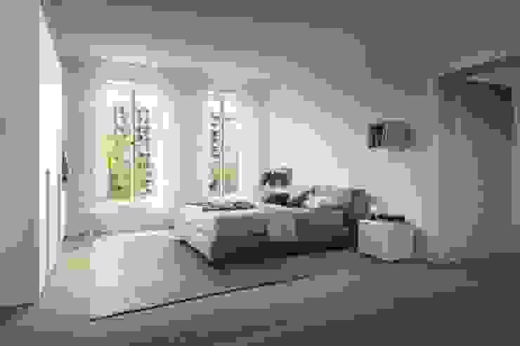 غرفة نوم تنفيذ Ferrari Arredo & Design