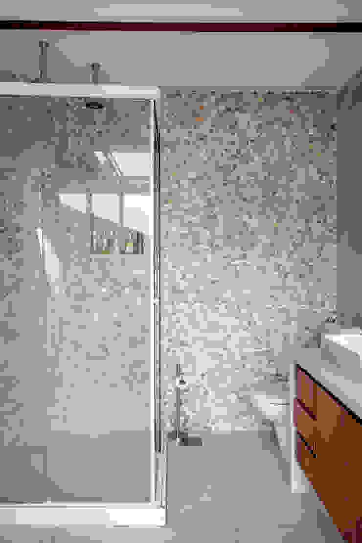 Raquel Junqueira Arquitetura Salle de bain moderne