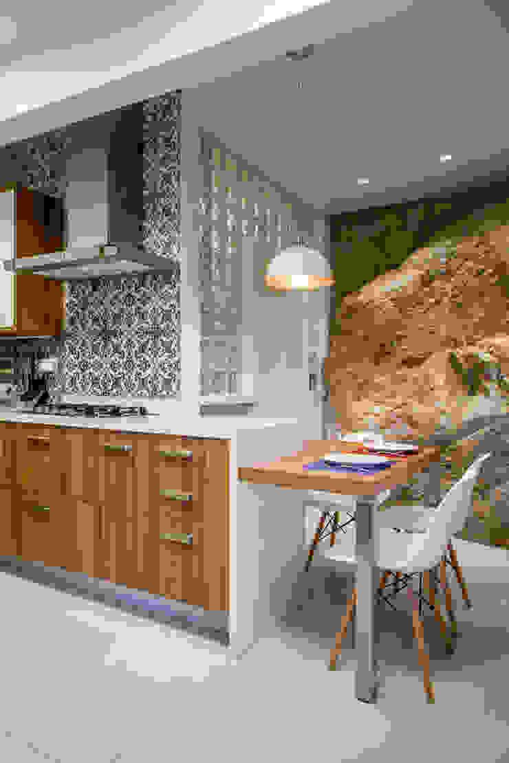 Raquel Junqueira Arquitetura Cuisine moderne