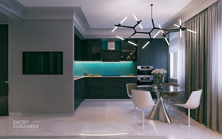 Kitchen by Дмитрий Коршунов,