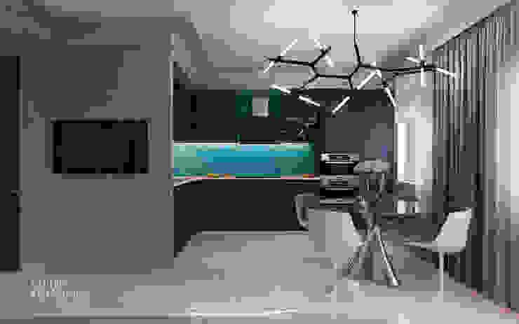 Modern style kitchen by Дмитрий Коршунов Modern