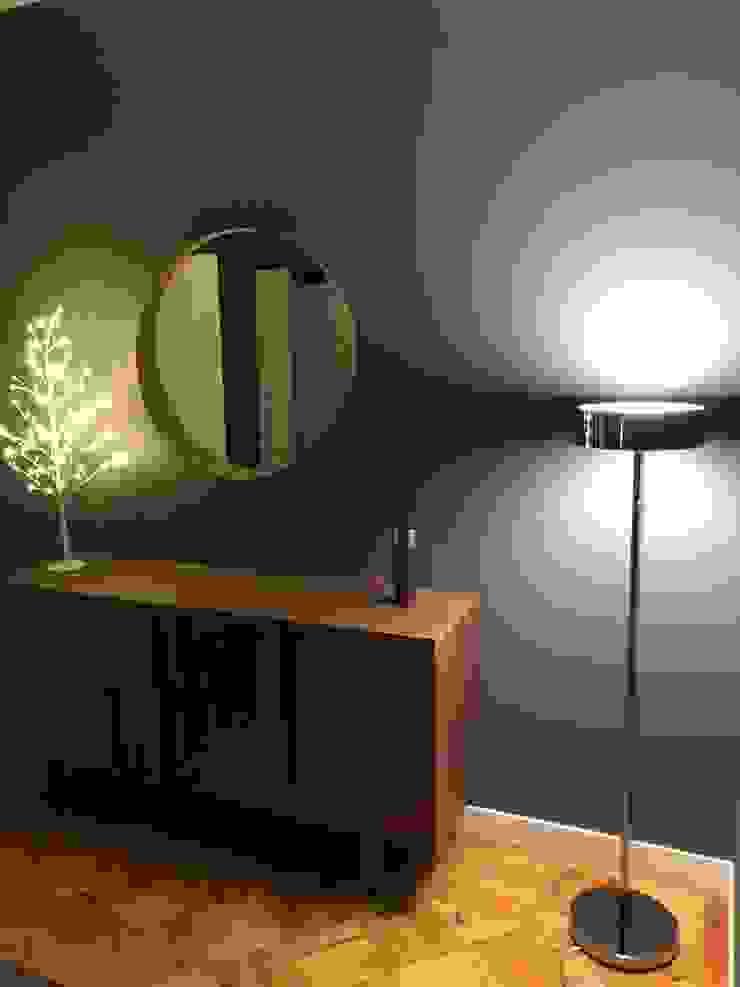 Sala de Jantar Salas de jantar minimalistas por Rita Salgueiro - Full Ideas Minimalista