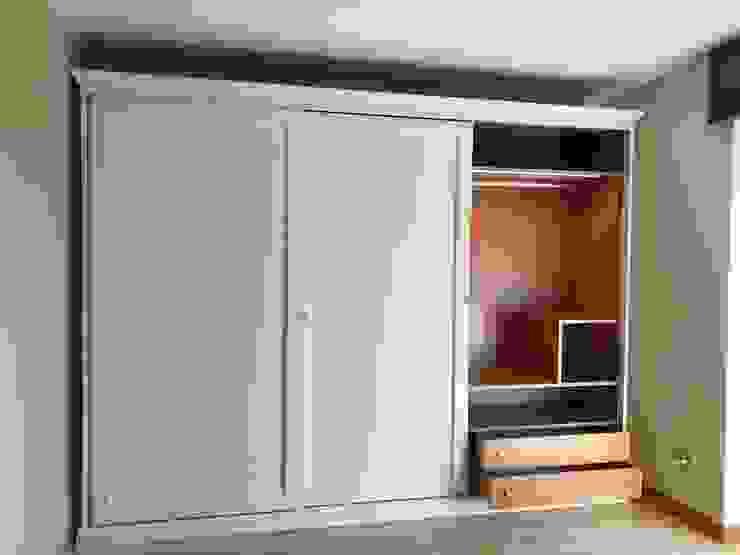 Bedroom تنفيذ Falegnameria su misura