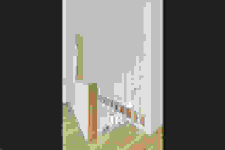 계단: 단감 건축사사무소의 컨트리 ,컨트리
