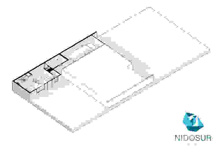 by NidoSur Arquitectos - Valdivia Modern
