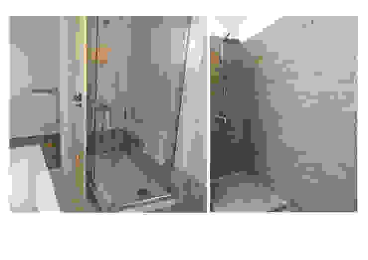CSR 現代浴室設計點子、靈感&圖片