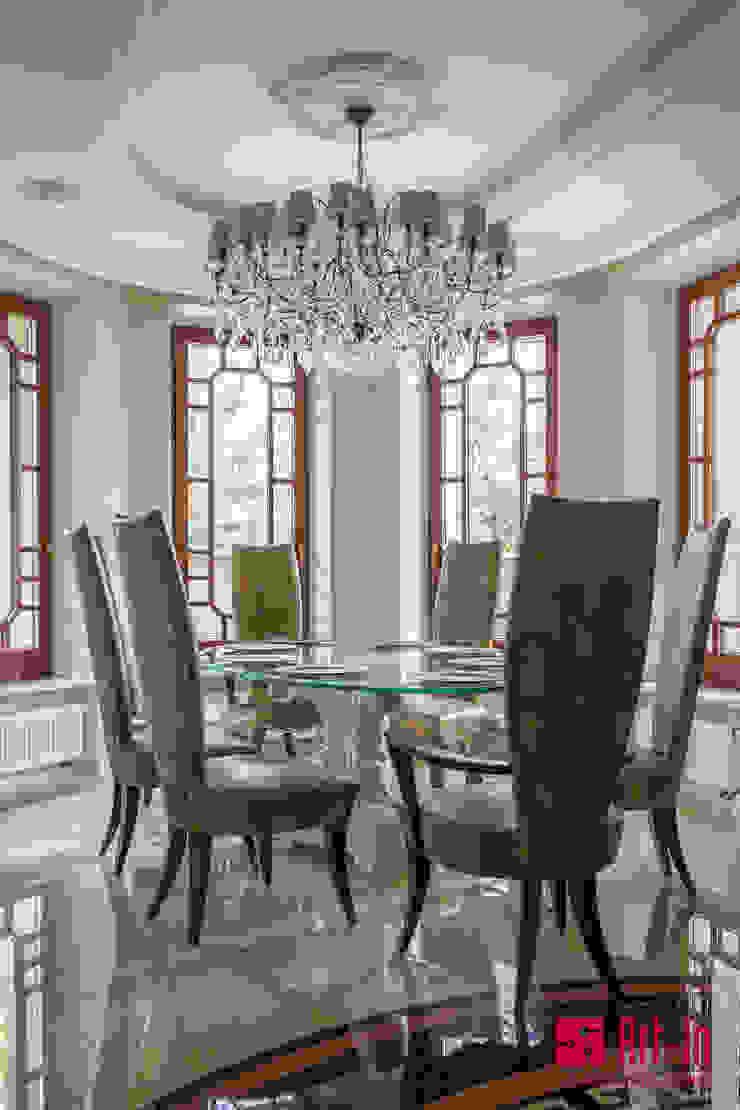 Salon classique par Art-In Classique