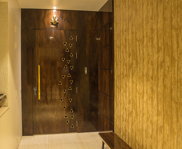 4 BHK Luxurious Project by Area Planz Design Modern