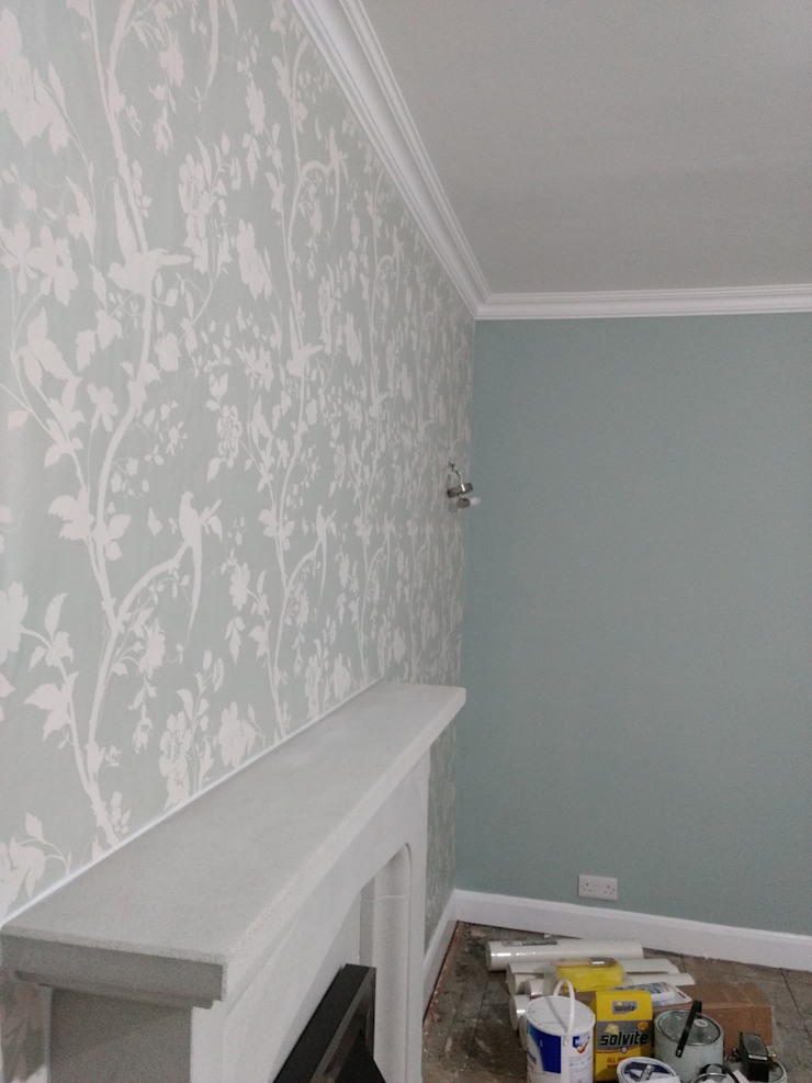 Wallpaper by Polly Millard, Interior Decorater Classic