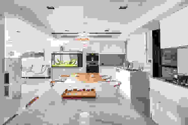Dining Room Ruang Makan Minimalis Oleh March Atelier Minimalis Granit