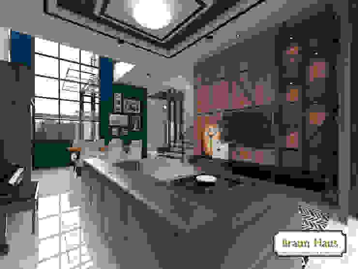 Urban House Ruang Keluarga Modern Oleh Braun Haus Modern