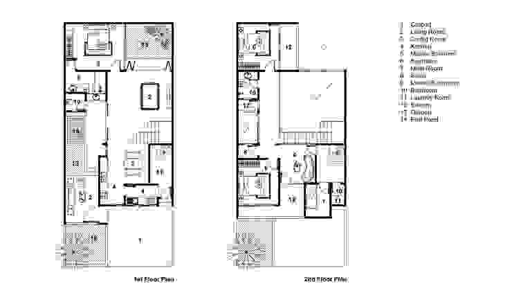 Floor Plan Rekabentuk ID