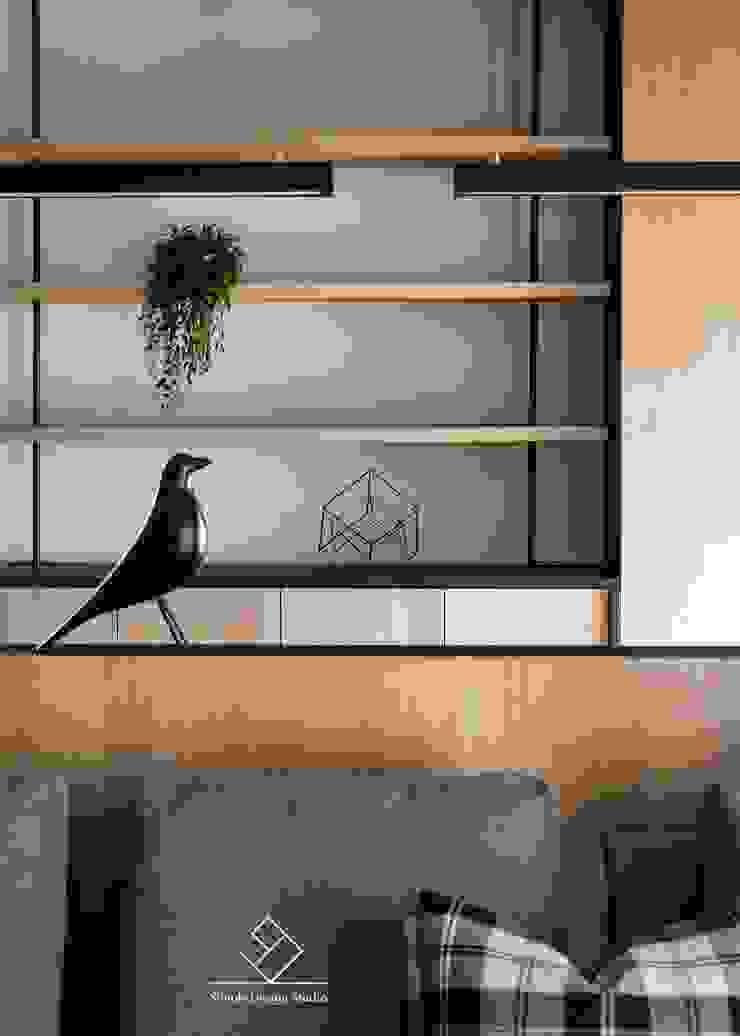 展示層架 根據 極簡室內設計 Simple Design Studio 簡約風