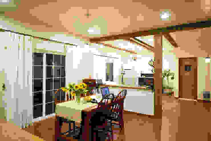 (주)메이드 Country style dining room Beige