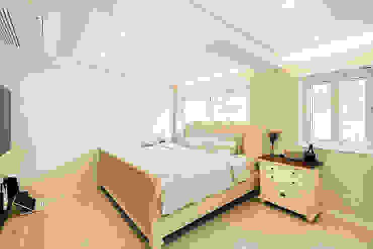 ห้องนอน by 봄디자인