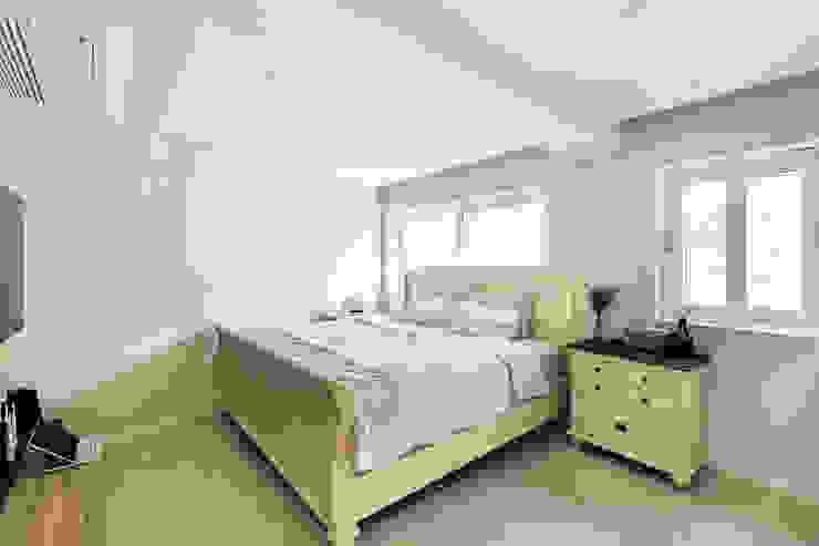 신림동 빌라 22PY 모던스타일 침실 by 봄디자인 모던