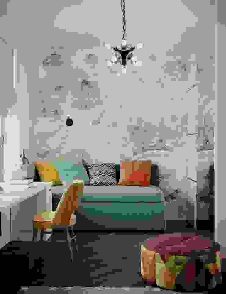 ДизайнМастер 嬰兒房/兒童房 Blue