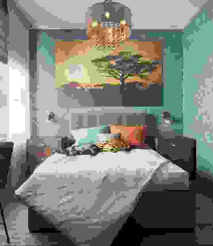 ДизайнМастер 臥室 Blue