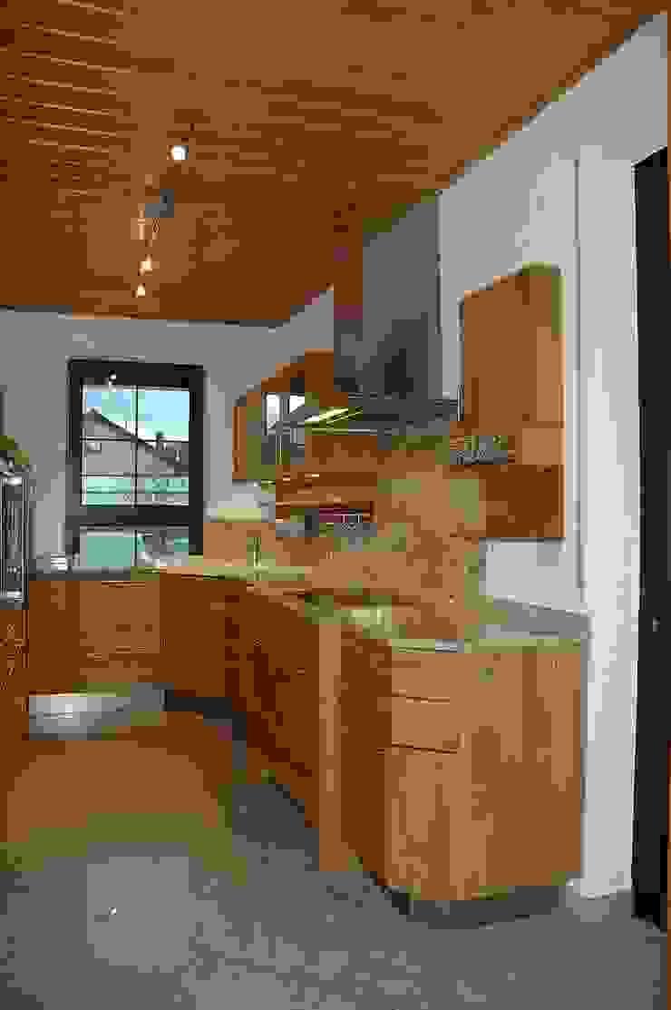 Aus Alt mach neu, Küche aus dem eigenen Holz von Pfister ...