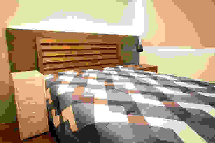 Seibu Tower Project / Golden Forum Land Inc. Minimalist bedroom by TG Designing Corner Minimalist