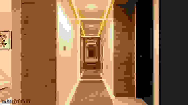 YN House, Interior Design Ruang Ganti Modern Oleh dk.std.id Modern Kayu Lapis
