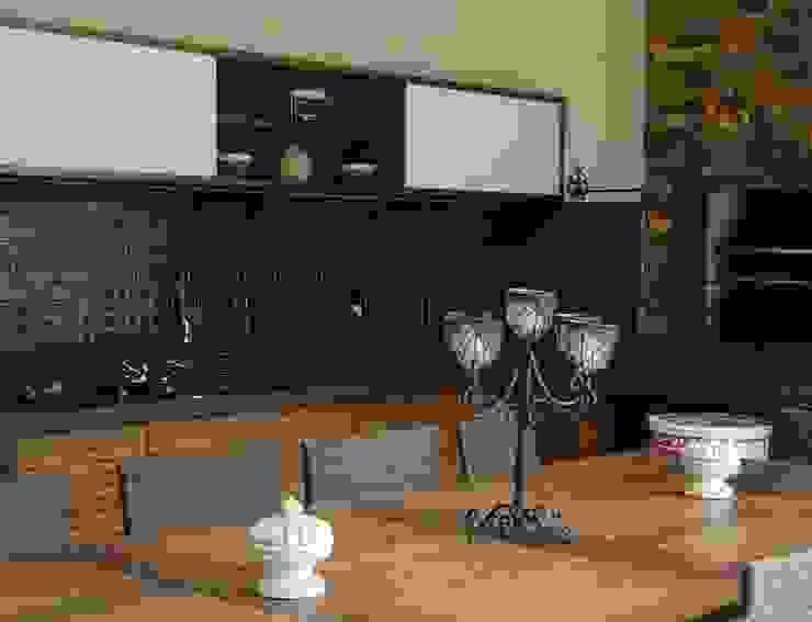 Espaço Gourmet Cozinhas modernas por Erlon Tessari Arquitetura e Design de Interiores Moderno