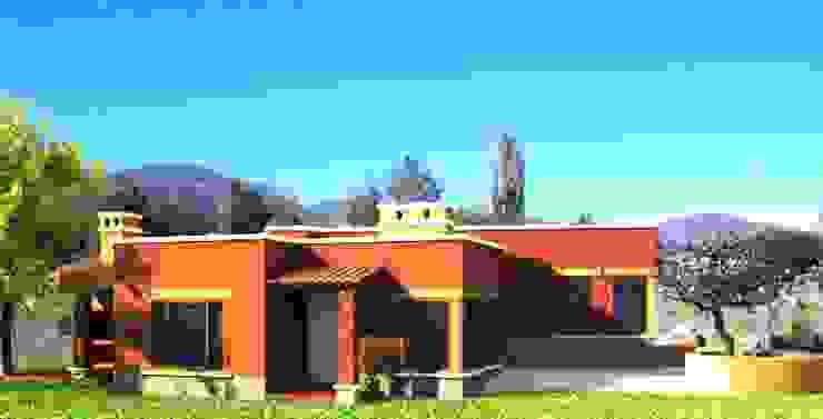 FRENTE de Sofía Lopez Arquitecta Moderno