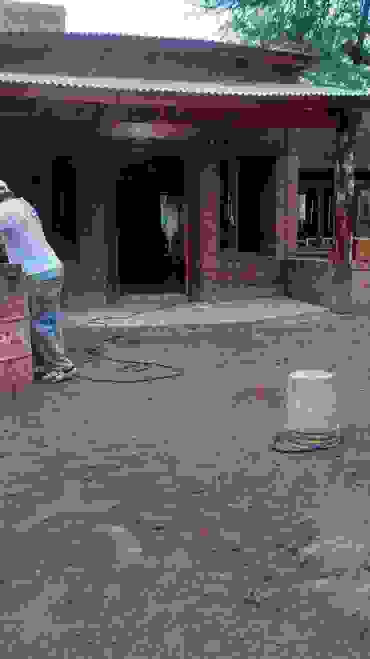 러스틱스타일 주택 by Sofía Lopez Arquitecta 러스틱 (Rustic)